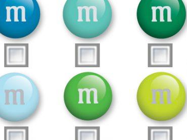 MyM&M's Application