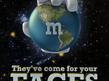 MyM&M's Faces Campaign